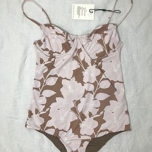 SOLD Acacia South Pacific One Piece
